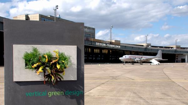 Das Berliner Unternehmen für individuell gestaltete Grüne Wände und vertikale Gärten.